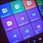 Microsoft Office 2016 в рамках подписки Office 365