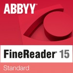 ABBYY FineReader 15 Standard Продление ESD