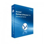 Acronis Backup & Recovery 11.5 Adv Server for Windows