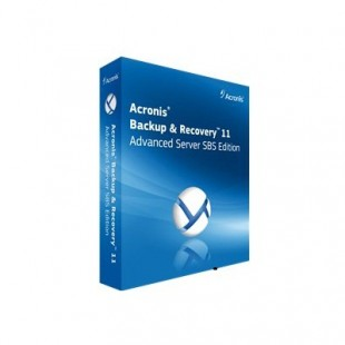 Acronis Backup & Recovery 11.5 Adv Server SBS Edition