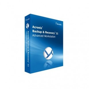 Acronis Backup & Recovery 11.5 Adv Workstation