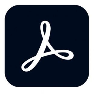 Adobe Acrobat Standard 2020 Russian