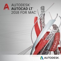 Autodesk AutoCAD LT for Mac 2018 Лицензия на 1 год