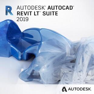Autodesk AutoCAD Revit LT Suite 2019 Лицензия на 1 год