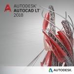 Autodesk AutoCAD LT 2018 Лицензия на 1 год