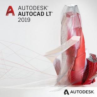 Autodesk AutoCAD LT 2019 Лицензия на 1 год