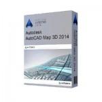 Autodesk AutoCAD Map 3D 2014