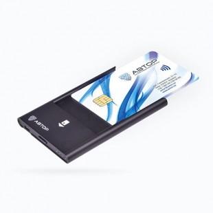 Контактный карт-ридер КР-375 BLE