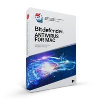 Bitdefender Antivirus for Mac 1Mac 1Y