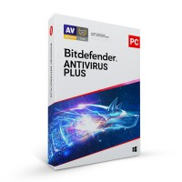 Bitdefender Antivirus Plus 1PC 1Y