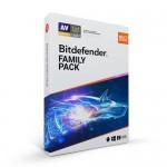 Bitdefender Family Pack 1Y