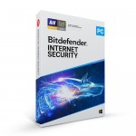 Bitdefender Internet Security 3PC 1Y