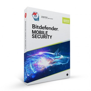 Bitdefender Mobile Security for Android 1DEV 1Y