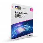 Bitdefender Total Security 10DEV 1Y