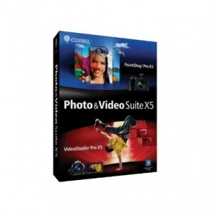 Corel Photo & Video Bundle Pro X5