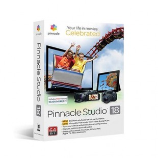 Corel Pinnacle Studio 18