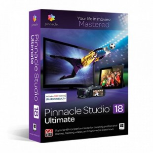 Corel Pinnacle Studio 18 Ultimate