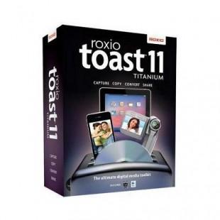 Corel Roxio Toast 11 Titanium for MacOS