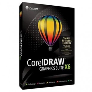 CorelDRAW GS X6 Small Business Edition