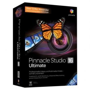 Corel Pinnacle Studio 16