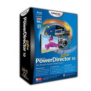 CyberLink PowerDirector 10 Ultra