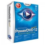 CyberLink PowerDVD 12 Standard