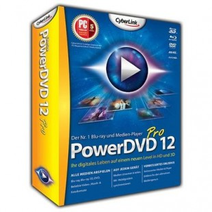 CyberLink PowerDVD 12 Pro