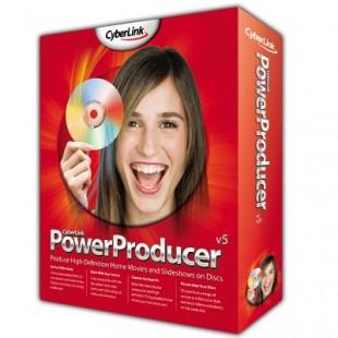 CyberLink PowerProducer 5.5 Standard