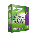 Dr.Web Security Space 1PC 1Y BOX