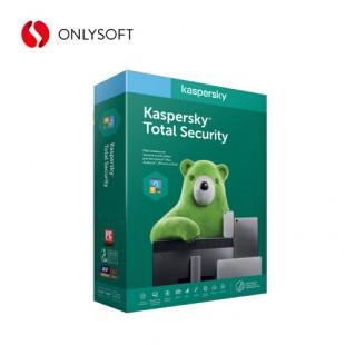 Kaspersky Total Security 5 DEV 1 YEAR Продление