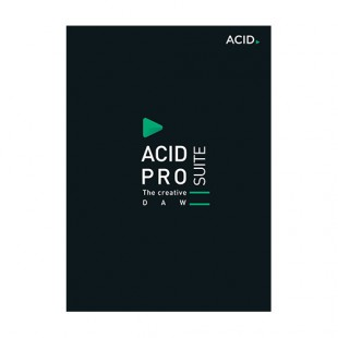ACID Pro 10 Suite ESD