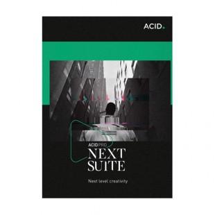 ACID Pro Next Suite ESD