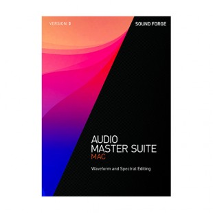 Audio Master Suite Mac 3 ESD