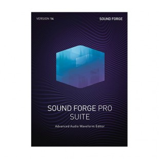 SOUND FORGE Pro 14 Suite ESD