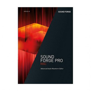 SOUND FORGE Pro Mac 3 ESD от 100 шт