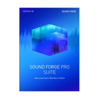 SOUND FORGE Pro 12 Suite ESD