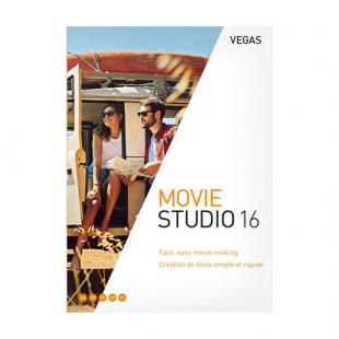 VEGAS Movie Studio 16 ESD