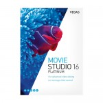 VEGAS Movie Studio 16 Platinum ESD от 5 до 99 шт