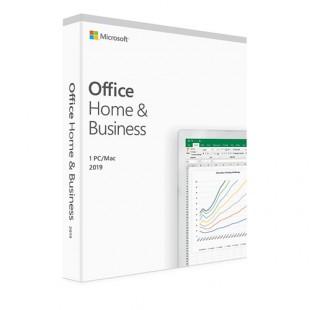 Office для дома и бизнеса 2019 English Коробочная версия