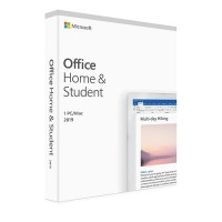 Office для дома и учебы 2019 English Коробочная версия