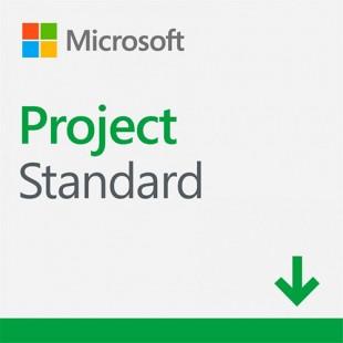 Project стандартный 2019 ESD