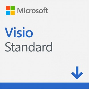 Visio стандартный 2019 ESD