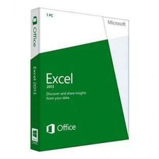Microsoft Excel 2013 (электронная лицензия)