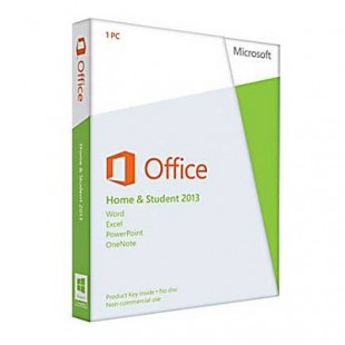Microsoft Office 2013 Home and Student (электронная лицензия)