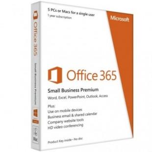 Microsoft Office 365 small business advanced
