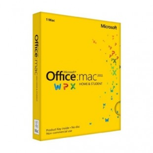 Microsoft Office Mac Home Student 2011