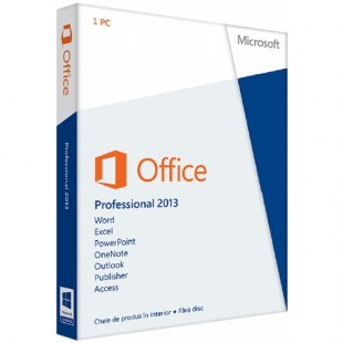 Microsoft Office Professional 2013 (электронная лицензия)
