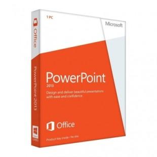 Microsoft PowerPoint 2013 (электронная лицензия)