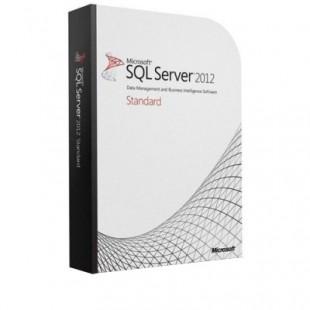 SQL Server 2012 Standard Edition