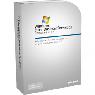 Windows Small Business Server 2011 Premium Add-on